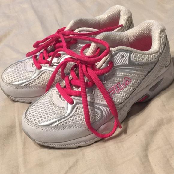 Fila Shoes | Girls Tennis | Poshmark